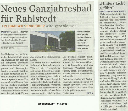 Wochenblatt110618FreibadRahlstedtWirdGeschlossen