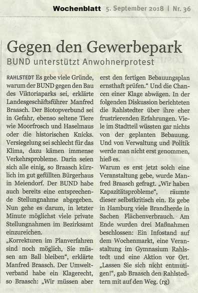 Wochenblatt050918BUNDUnterstuetztDenProtest